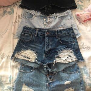 F21 Shorts Bundle